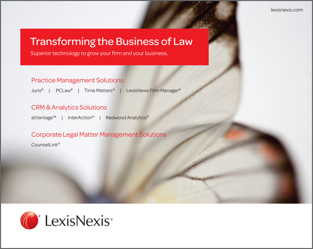 Backdrop LexisNexis