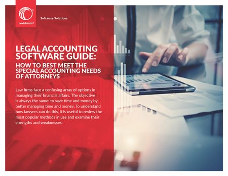 Legal Accounting Software Guide